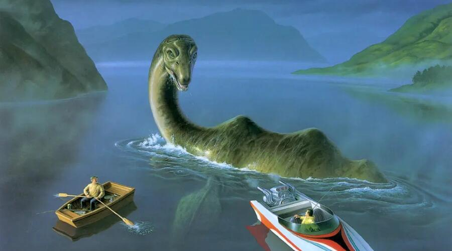 Джерри Лафаро, «Лодки» (фрагмент)