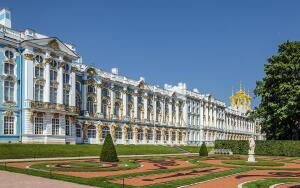 Путешествие по России. Что представляет из себя Екатерининский дворец?