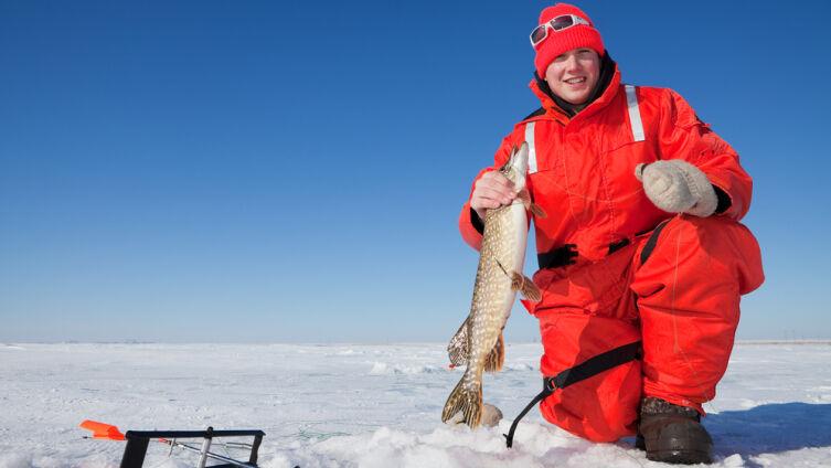 Как обезопасить себя на зимней рыбалке?