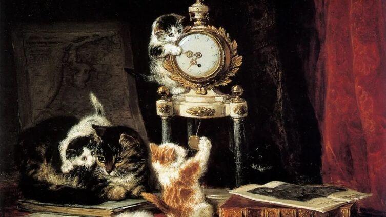 Генриетта Роннер-Книп, «Правильное время»