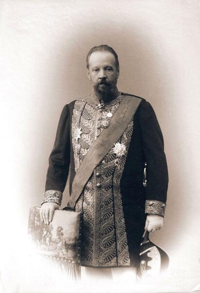 С. Ю. Витте на посту министра финансов