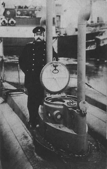 Подводник ВМФ Российской империи Иван Иванович Ризнич