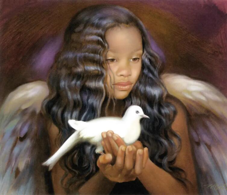 Нэнси Ноэль, «Ангел прощения»