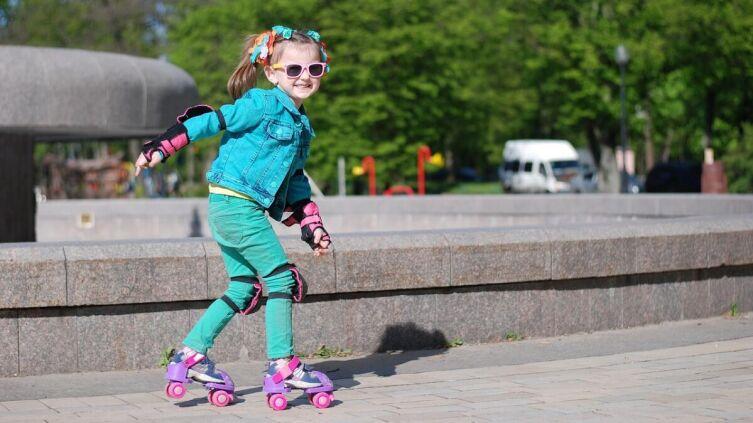 Зачем и как начать кататься на роликовых коньках?