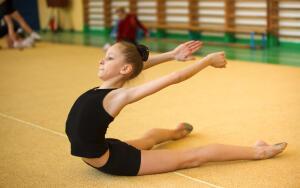 Как  стать участницей «Фабрики чемпионов»? Художественная гимнастика. Часть 4