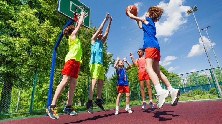 Почему в США так популярен баскетбол?