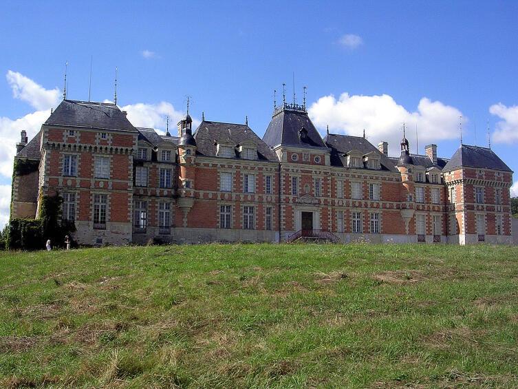 Замок Клермон