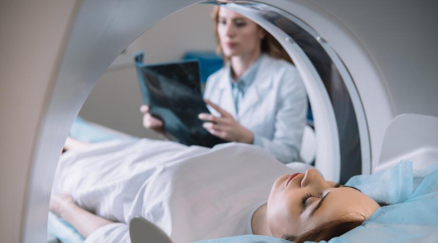 Что такое магнитно-резонансная томография?