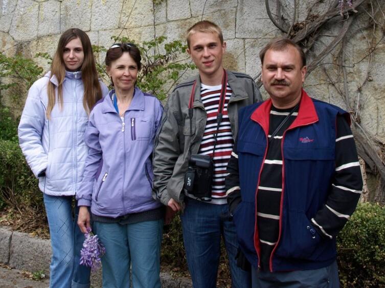 Семейный отдых в Крыму, Левадия