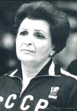 Мария Вартановна Лисициан