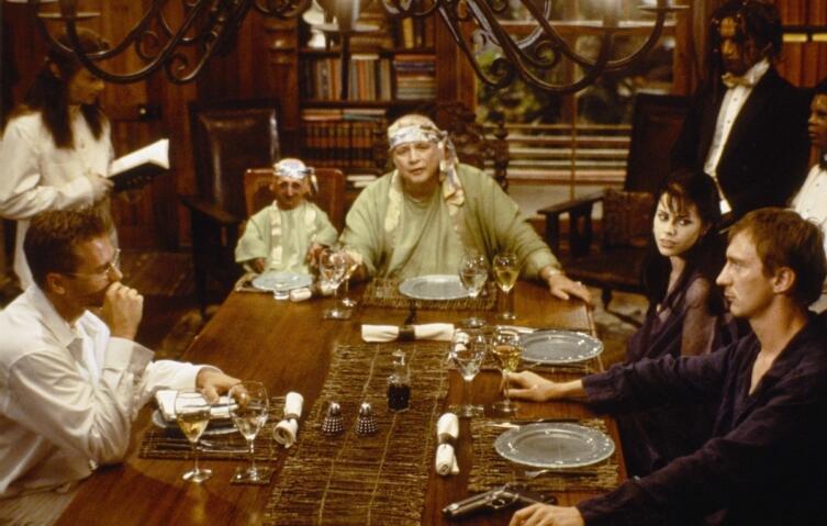 Кадр из к/ф «Остров доктора Моро», 1996 г.