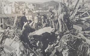 Землетрясение в Мессине: как русские моряки итальянцев спасали?