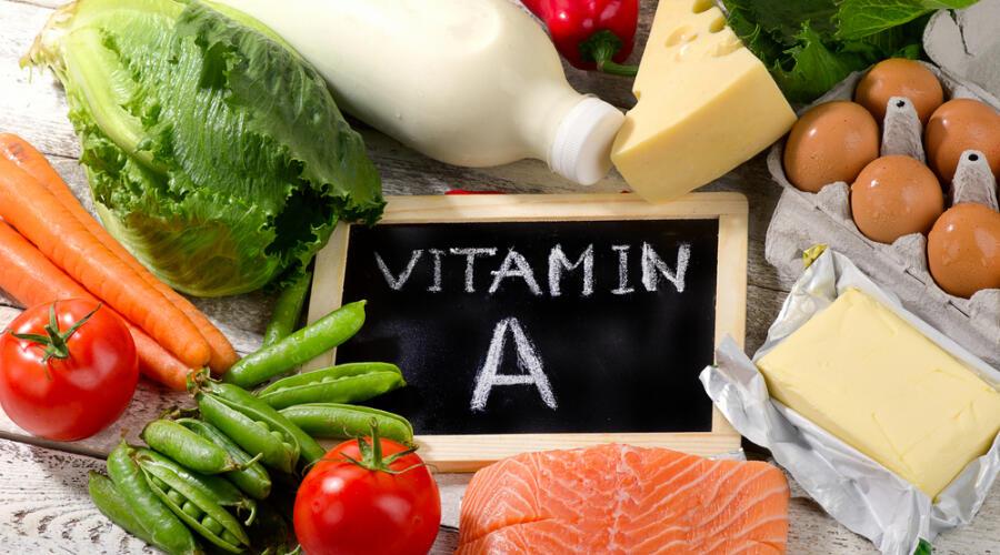 Витамин А: зачем он нужен организму и в каких количествах ?