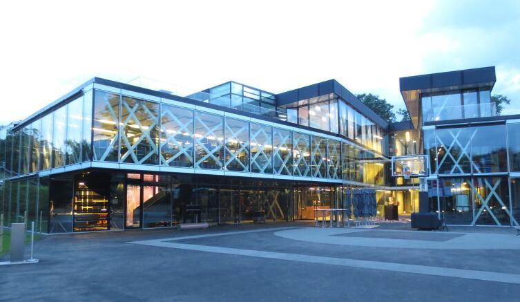 Штаб-квартира FIBA, Швейцария