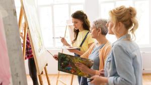 Зачем ходить на мастер-классы по живописи? Аргументы «за»