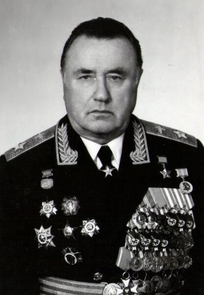Маршал авиации И. И. Пстыго