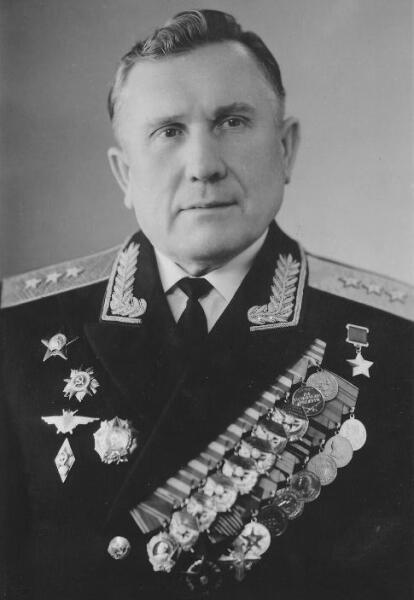 Герой Советского Союза Сергей Дмитриевич Горелов