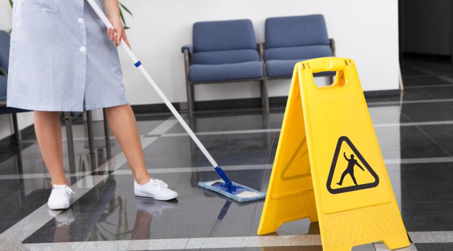 Как сохранить себя бывшему научному сотруднику, работая менеджером по чистоте?