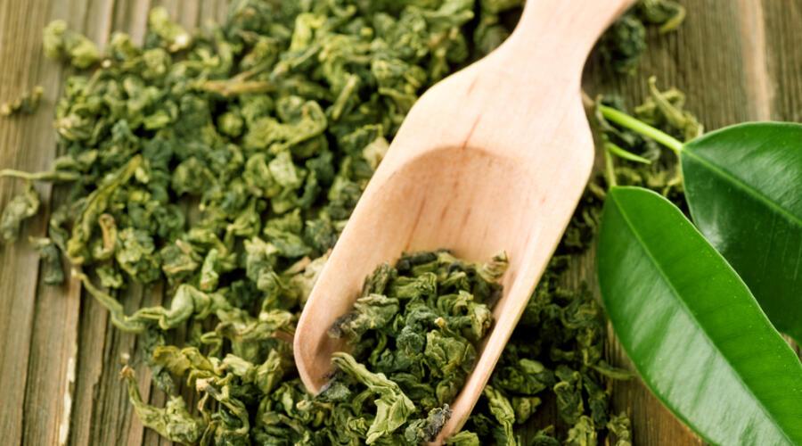 Какими целебными свойствами обладает зеленый чай?