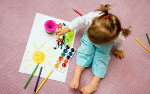 Чем полезно рисование для ребенка?