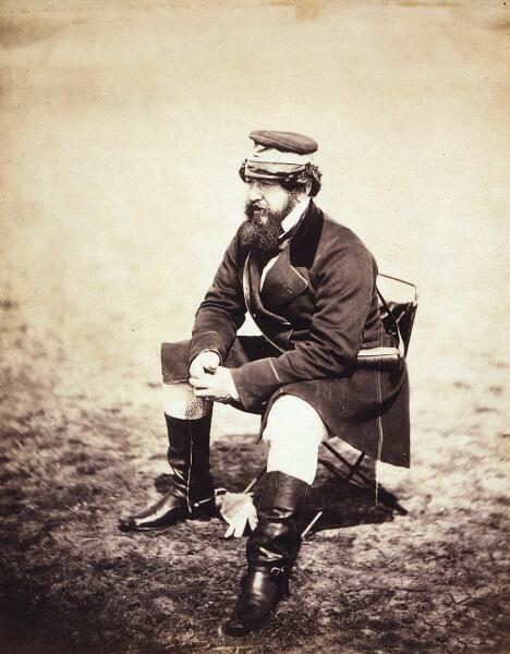 Уильям Говард Рассел, 1854 год, Крым