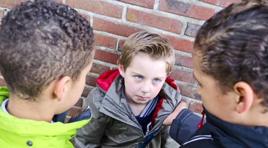 Почему некоторые дети становятся жертвами школьного моббинга?