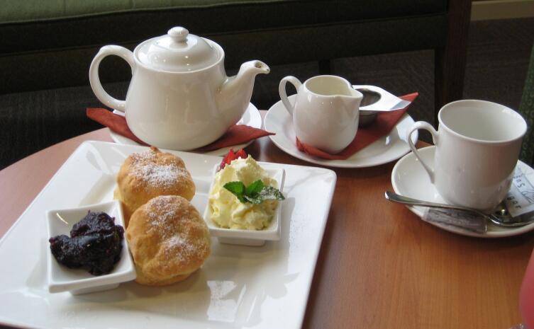 Девонширский чай