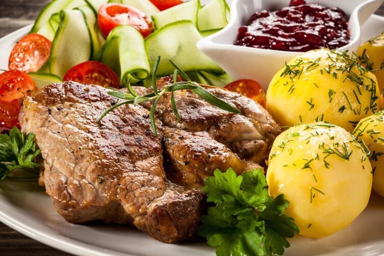 Как приготовить вкуснейшее мясо к Новому году?