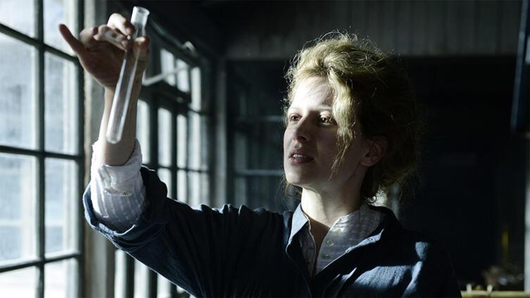 Кадр из к/ф «Мария Кюри», 2016 г.