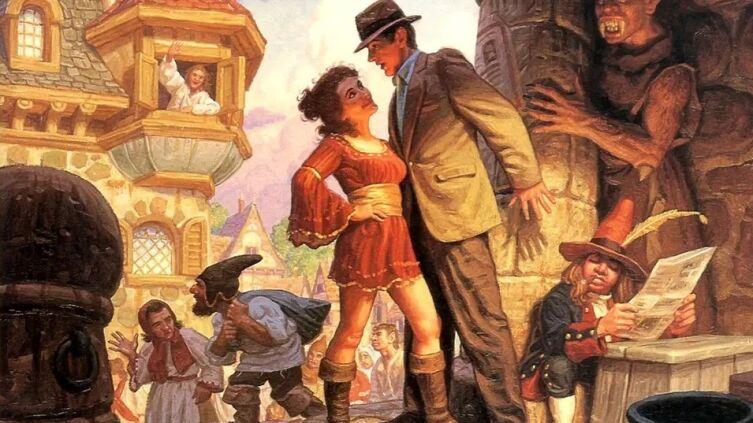 Тим Хильдебрандт, «Джентльмен» (фрагмент)