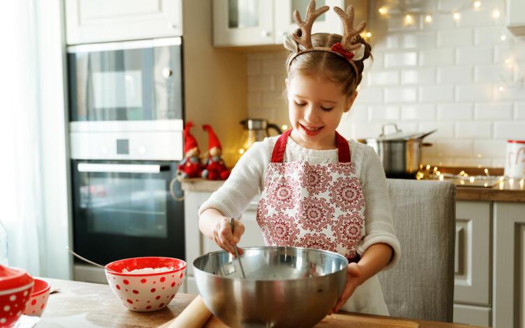 Как приготовить самое вкусное печенье на Новый год?