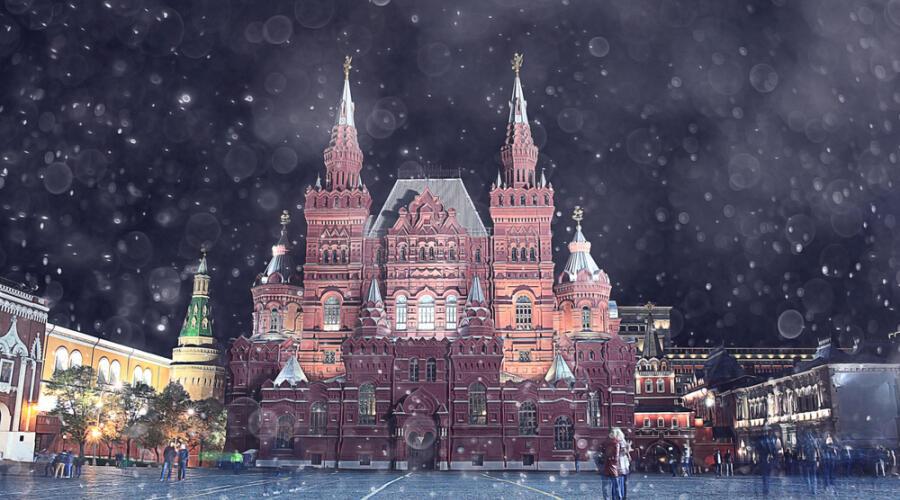 Как провести новогодние праздники в Москве в период пандемии?