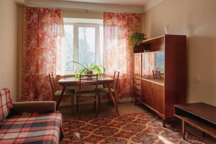 Типичная квартира в СССР