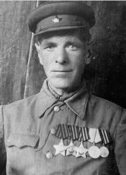 Ширяев Иван Андреевич.