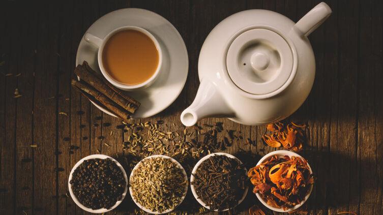 Индийский чай? Да, да и еще раз да!