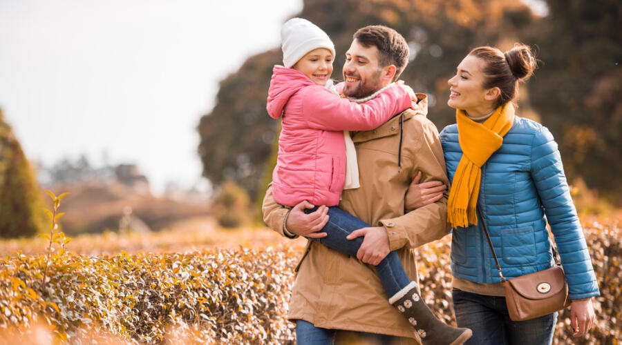 Как находить счастье в семье?