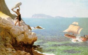 Полифем. Каким его видели греки?