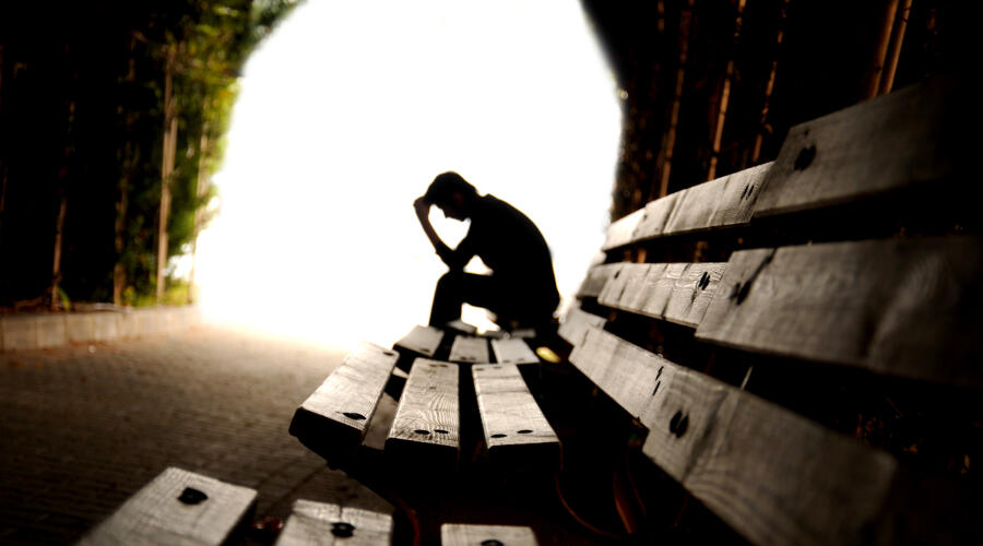 Как справиться с  отчаянием?