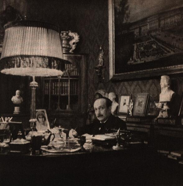 Феликс Зальтен в 1933 г.