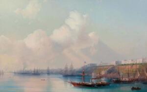 История почты: что известно о Русском обществе пароходства и торговли?