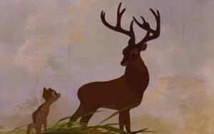 Чем «Бэмби» Уолта Диснея отличается от «Бэмби» Феликса Зальтена?