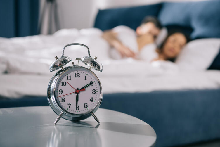 Почему сон бывает прерывистым?