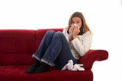 Как одолеть простуду без лекарств?