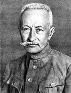 А.А. Брусилов в 1920-е годы