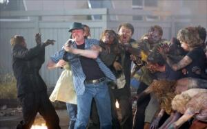 «Рассвет мертвецов» (2004). Бег от зомби — общеукрепляющий?