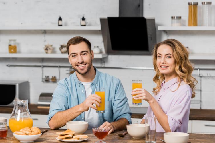 Чем можно заменить утренний чай или кофе?