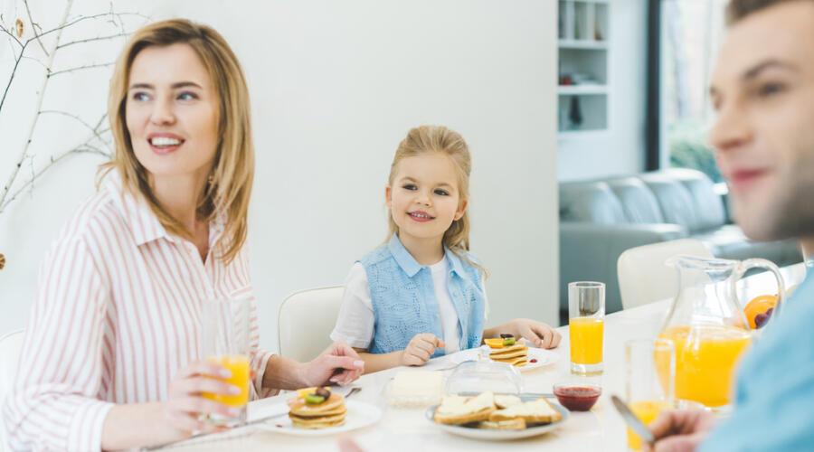 Расширяем меню: рецепты от диетолога для сбалансированного ужина всей семьи