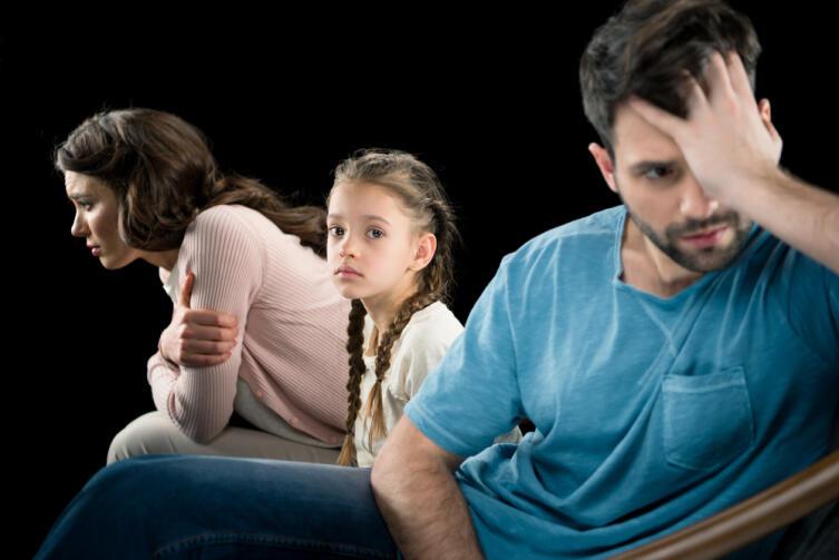 Более 50% браков в нашей стране оканчиваются разводом