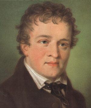 Йоханн Кройль, «Каспар Хаузер», 1830 г.