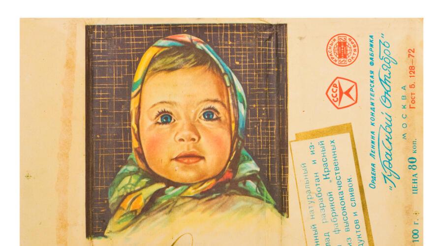 Какими были конфеты из нашего советского детства?